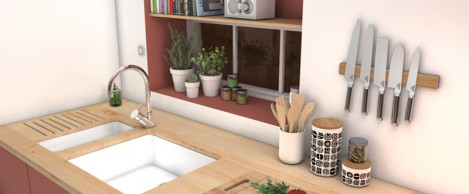 cuisine-appartement-dunant-miniature-visual-interior-3D-render-lighting